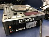 Denon DN-S1000 CD/MP3 Player Scratch DJ Table